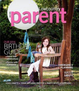 Lowcountry Parent Magazine Birthday Guide