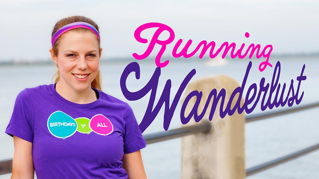 Michelle Knopp Running Wanderlust