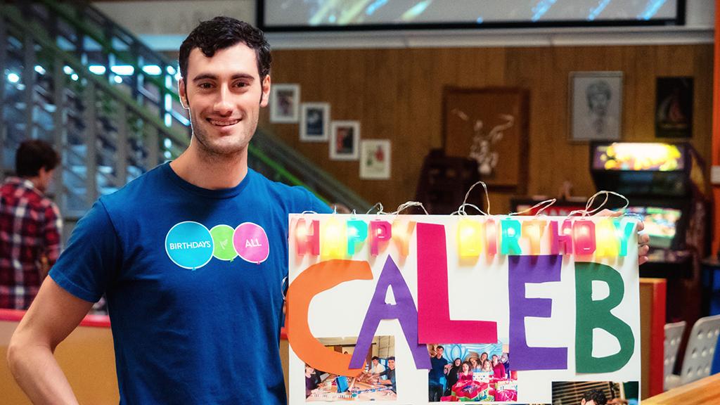 Happy Birthday Caleb